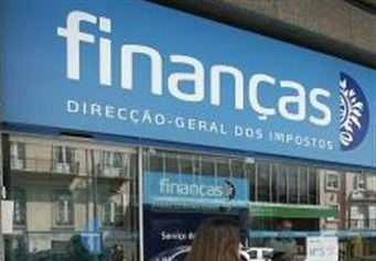 Lisbon's tax office: AS FINANCAS