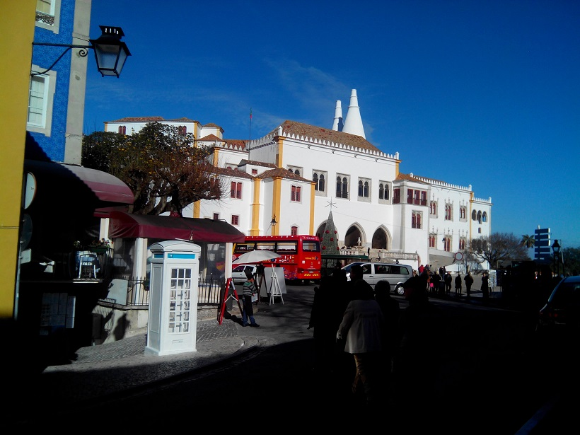 Sintra; Lisbon's Royal Mountain village where the nobles got away from the Summer heat
