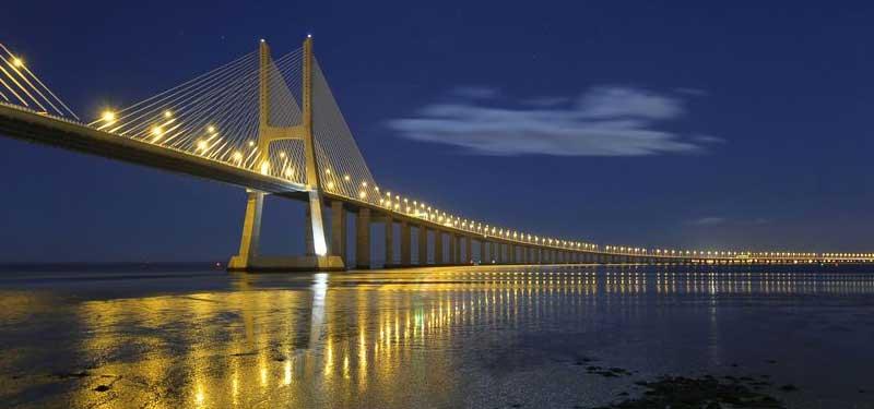 Vaco de Gama bridge