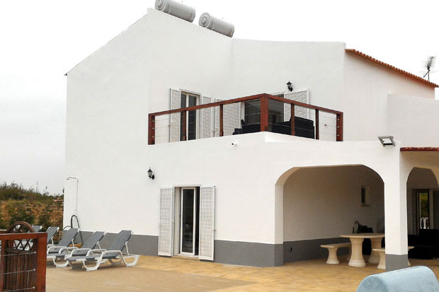 Villa near Cabanas, sleeps six