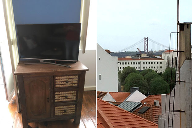 television and bridge